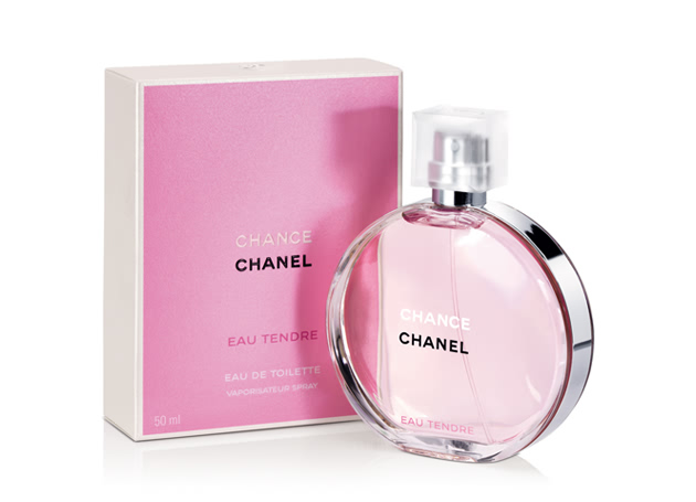 Nước hoa Chanel Eau Tendre nhẹ nhàng thơm lâu