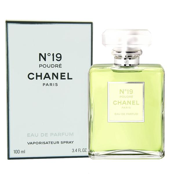 n c hoa chanel n19 poudre eau de parfum for women n c hoa ph p ch nh h ng. Black Bedroom Furniture Sets. Home Design Ideas